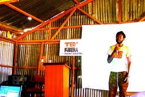 TedxKibera Speaker